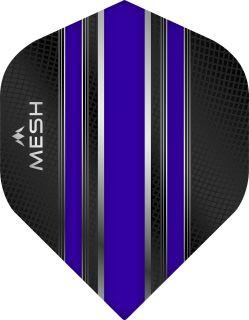 Mission Mesh Std. Dark Blue Dartflight   Darts Warehouse