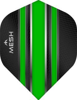 Mission Mesh Std. Green Dartflight   Darts Warehouse