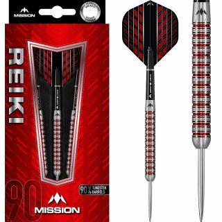 Mission Reiki 90% M3 Darts | Darts Warehouse