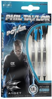 ST. Phil Taylor Power 8ZERO 80%