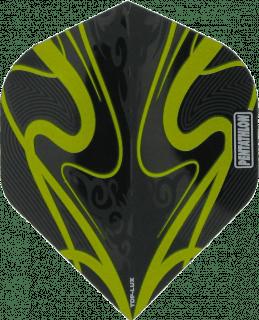 McKicks Pentathlon TDP LUX Yellow | Darts Warehouse