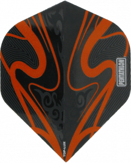 McKicks Pentathlon TDP LUX Orange | Darts Warehouse