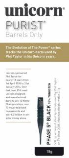Purist P5 The Power Black ST.