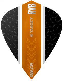 Vision Ultra Player Barney Target Kite Dartflights   Darts Warehouse