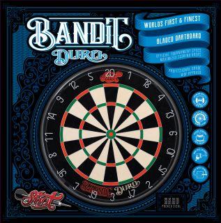 Shot Bandit Duro Dartboard | Dartswarehouse