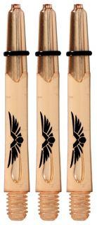 Shot! Eagle Claw Copper Orange In Between Shaft | Darts Warehouse