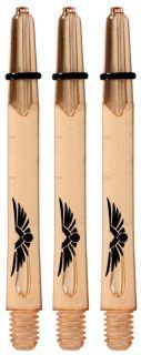 Shot! Eagle Claw Copper Orange Medium Shaft | Darts Warehouse