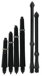 Shaft Test Kit Zwart extended | Testen voor het darten | Darts Warehouse