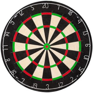 Bulls Shark Pro Blanco | Onbedrukt Dartbord | Darts Warehouse