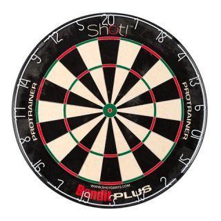 Dartbord Kopen   Shot! Bandit Plus Trainer   Online Dartwinkel Darts Warehouse