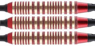 Mystic Red Brass Softtip Darts Value Range | Darts Warehouse