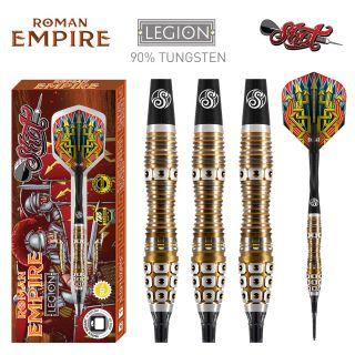 Shot Roman Empire Legion 90% Softtip | Darts Warehouse