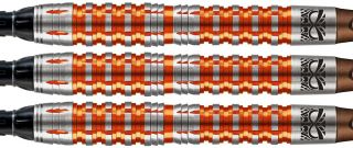 Shot Totem 3 85% Orange Softtip Darts | Darts Warehouse