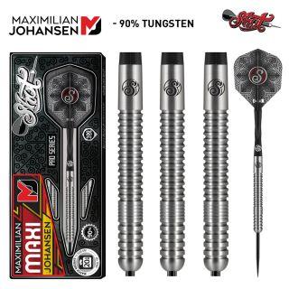 Maximilian Johansen 90% Steeltip Shot | Darts Warehouse