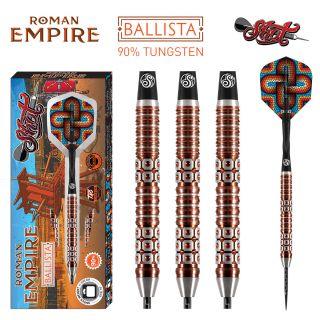 Roman Empire Ballista 90% | Darts Warehouse