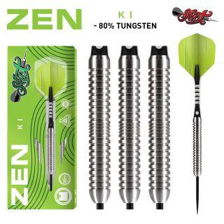 Shot Steeltip Zen Ki 80% | Darts Warehouse