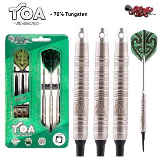 Shot Toa 70% Softtip Darts Value Range | Darts Warehouse