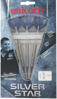 E-Darts Silverstar Gary Anderson P2 80% | Darts Warehouse