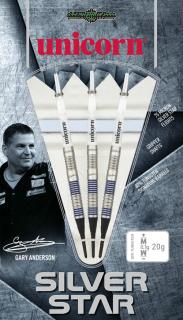 E-Darts Silverstar Gary Anderson P3 80%   Darts Warehouse