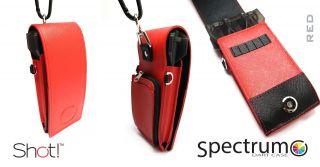 Shot Spectrum Case Red | Darts Warehouse Online Dartwinkel