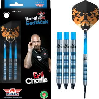 Softtip Karel Sedlacek 90% Bull's NL Darts | Darts Warehouse