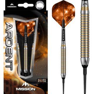 Mission Ardent Tungsten Look M1 Softtip | Darts Warehouse