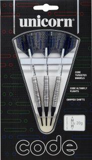 Softtip Code Blue 80% Dartpijlen | Darts Warehouse