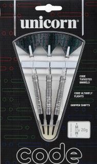 Softtip Code Green 80% Dartpijlen | Darts Warehouse