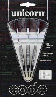 Softtip Code Red 80% Dartpijlen | Darts Warehouse