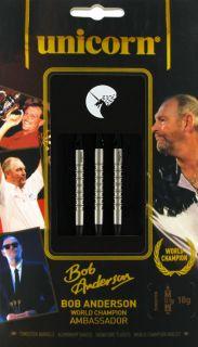 Bob Anderson Softtip Unicorn Darts | Darts Warehouse