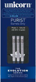 Evolution Purist Phase 3 Softtip 90% | Darts Warehouse