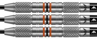 Force 80% M26 Mission Steeltip Darts | Darts Warehouse