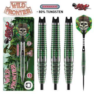 Wild Frontier Trapper 80% | Shot Steeltip | Darts Warehouse