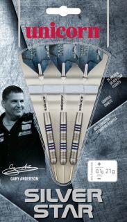Unicorn Silverstar Gary Anderson P4 Dartpijlen | Dartswarehouse