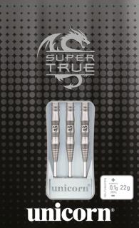 Unicorn Super True 90% Black Edition Darts   Darts Warehouse