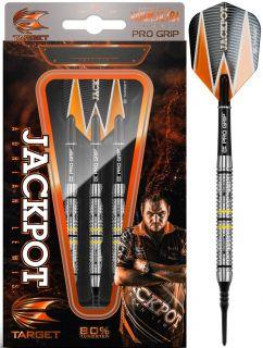 Adrian Lewis 80% Softtip Target Darts | Dartswarehouse