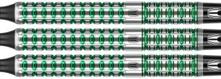 Agora Verde AV31 90% Tungsten Softtip Darts | DartsWarehouse
