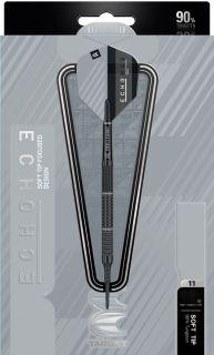 Softtip Echo 11 90% Tungsten Target Darts   Darts Warehouse