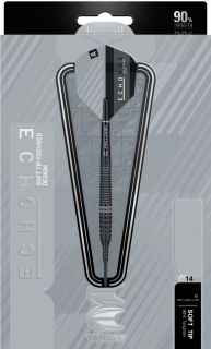 Softtip Echo 14 90% Tungsten Target Darts   Darts Warehouse