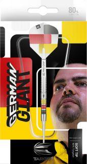 Gabriel Clemens 80% Target Softtip | Darts Warehouse