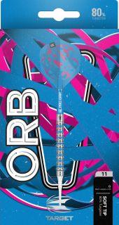 Softtip Orb 11 80% Tungsten Target Darts | Darts Warehouse