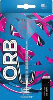 Softtip Orb 12 80% Tungsten Target Darts | Darts Warehouse