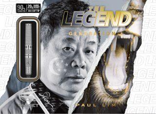 Paul Lim Gen.4 90% Target Softtip | Darts Warehouse