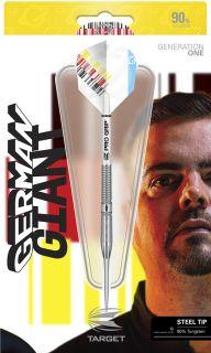 Gabriel Clemens Target Dartpijlen 90% Tungsten | Darts Warehouse