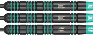 Rob Cross Black 80% Target Tungsten Dartpijlen | Darts Warehouse