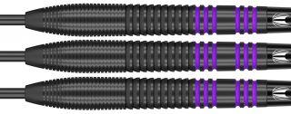 Vapor8 Black Purple 80%   Target Dartpijlen   DartsWarehouse