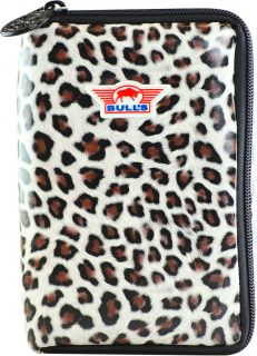 Unitas Case Leopard | Darts Warehouse