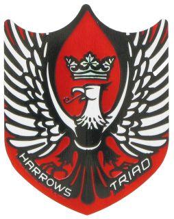 Triad Eagle Crown Red