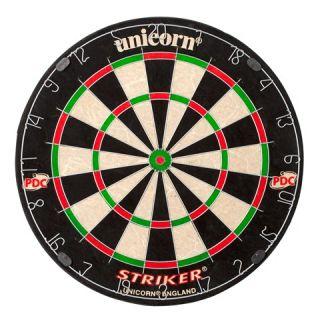 Dartbord Kopen | Unicorn Striker | Online Dartwinkel Darts Warehouse