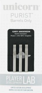 Gary Anderson Phase 1 90% | Unicorn Darts | Darts Warehouse